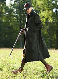 Traditionelle jagdbekleidung damen