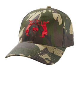 Camouflage Cap cotton