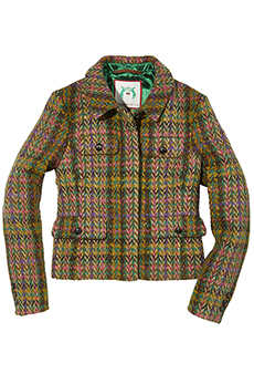 Donegal Tweed Jacke