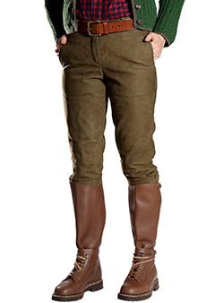 Leather Knee Breeches