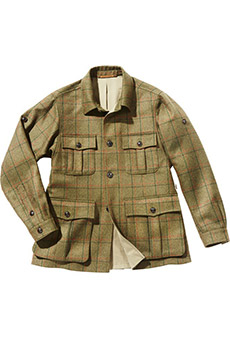 Fieldjacket Tweed