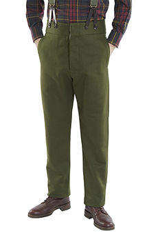 Trousers Cavalry Twill