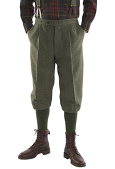 Plus Fours Tweed