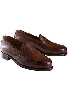 Penny Loafer, cognac