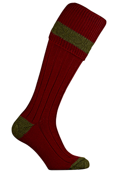 Gunsocks stripes, olive