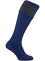 Gunsocks Stulpe, blau