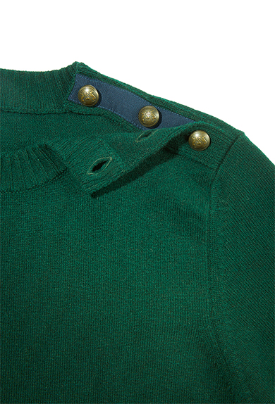 Pullover mit Schulterknöpfen, tanne online kaufen | Damen
