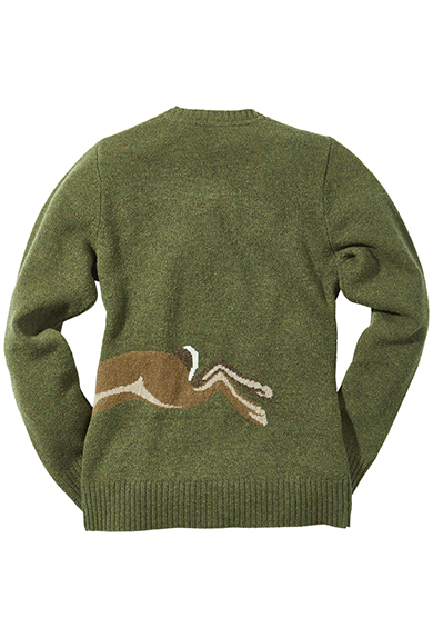 Pullover Hase