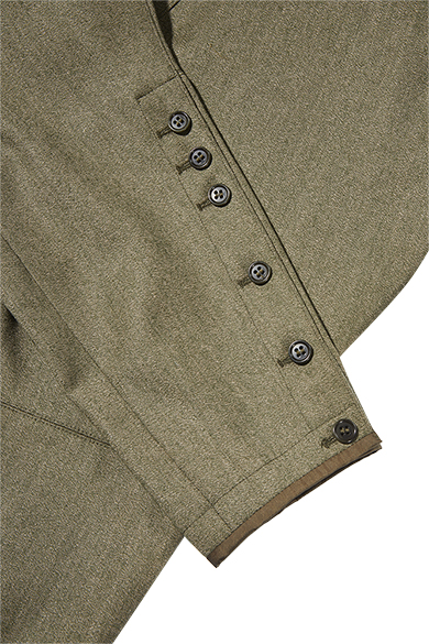 Breeches Covercoat