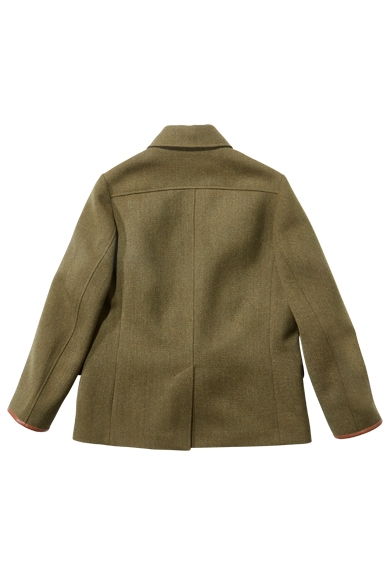 Caban Covercoat