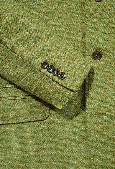 65c02c10577 Gamekeeper jacket Harris Tweed - shop online